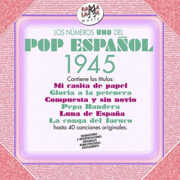 Альбом: Los Nº 1 del Pop Español 1945