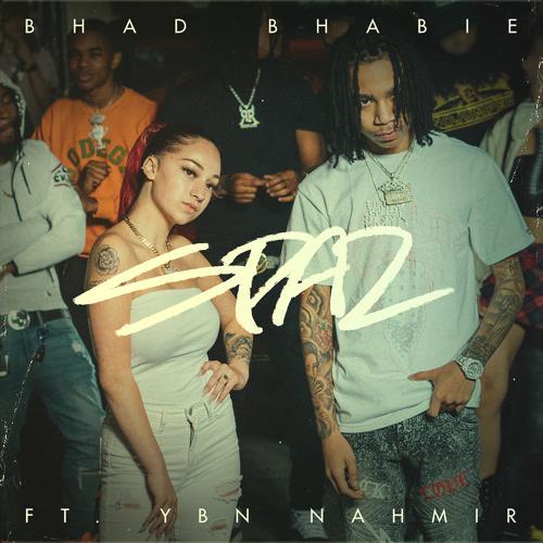 Bhad Bhabie, YBN Nahmir - Spaz (feat. YBN Nahmir)  (2019)