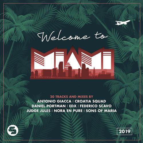 DJ Mix - Welcome to Miami 2019 (Continuous DJ Mix)  (2019)