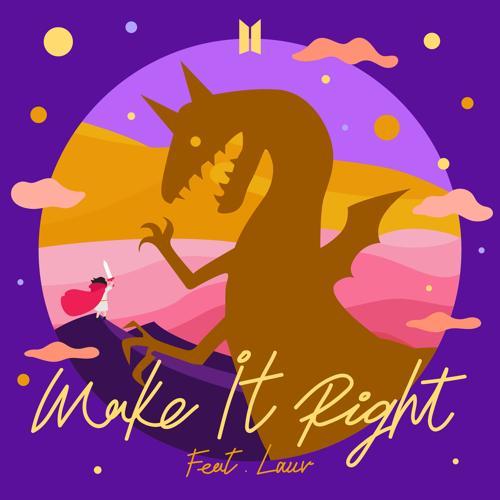 BTS, Lauv - Make It Right (feat. Lauv)  (2019)